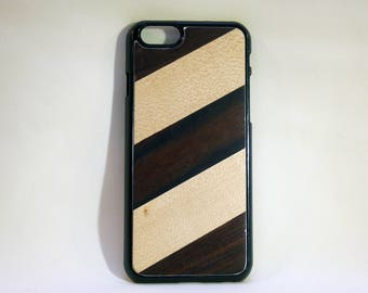 Case for Iphone 6 / Iphone 6s wood inlay