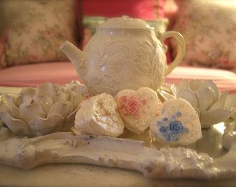 Heart Cake Soap