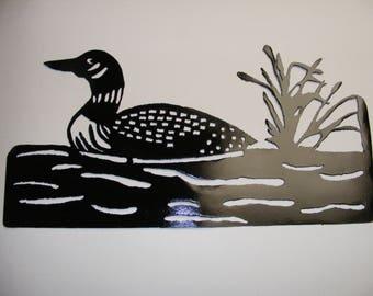 Loon Wall Art