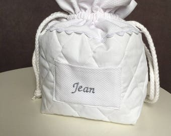 Personalized baby Toiletry Kit
