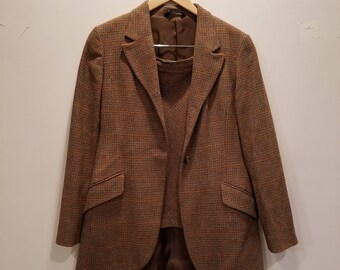 Vintage Laura Ashley Skirt Suit