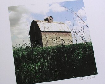Farm Reproduction Print