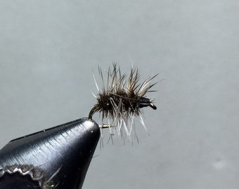 Six Griffith's Gnat Flies