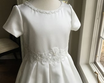 "First Holy Communion Dress - ""Carolina"""