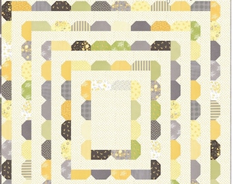 Garden District Pattern by Coriander Quilts Corey Yoder