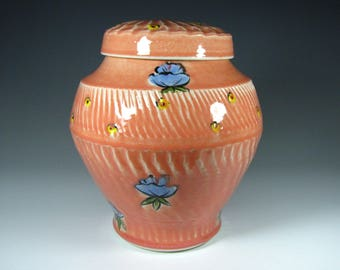 urn ceramic cremation urns pottery urns handmade urn