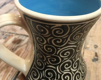 Everything Flows Mug