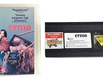 Ermo VHS Movie 1995 Arrow Realing Inc.