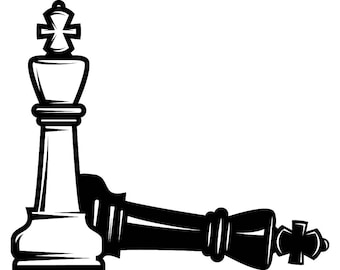 Strategy Chess Competition Knight Chess Piece Chess Piece Conflict Planning Rivalry.SVG .EPS .PNG Vector Clipart Digital Circuit Cut Cutting