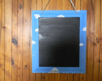 Hanging Chalk Board