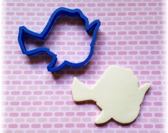 Blue Tang Daughter Character Cookie Cutter