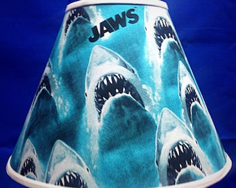 Jaws Shark Lamp Shade