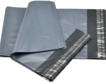 "200 Poly Mailers Self Sealing Envelopes Bags 9"" x 12"" Packaging Packing Shop Shipping Supplies Jenuine Crafts"