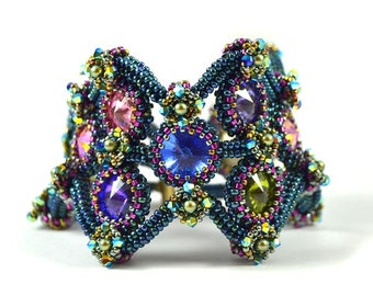 Saffron Bracelet Beading Kit