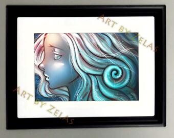 Umi - original art print