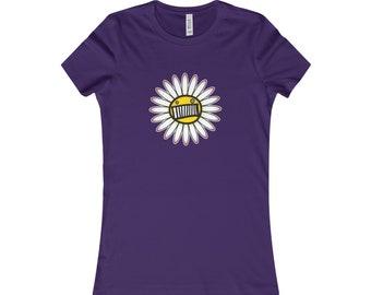 Little Daisy Super Skinny Fit T- Shirt