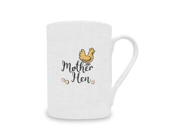 Mother Hen China Mug