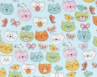 Comfy Flannel Prints - Cats