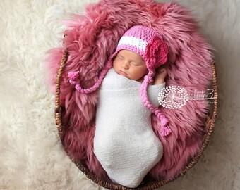 baby hat, girls hat, newborn girl hat, baby hat, newborn girls hat, newborn baby hat, pink baby hat, crochet baby hat,  , baby girl hat