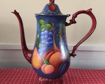 Fruit Teapot