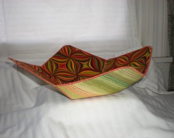 Reversible Fabric Bowl