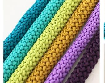 6mm Macrame cord, macrame rope, macrame supplies, macrame string, chunky yarn, yarn for macrame, Macrame projects, macrame yarn, cotton rope