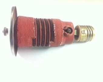 Vintage Pifco calentador de Infrapower foco