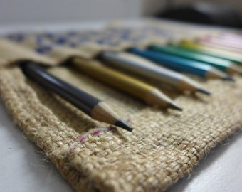 The Traveller's Pencil Roll