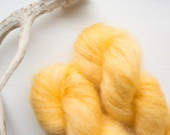 Camping in the Alps {Lace Weight} Kid Mohair Silk Blend