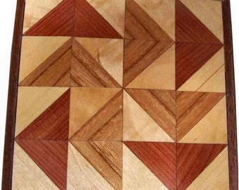Dutchmans Puzzle Quilt Block