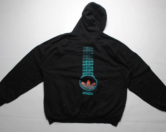 vintage Adidas Originals hoodie made in CANADA Size M/L