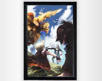 Stand By Me (Final Fantasy XV Print)