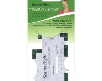 Clover Nancy Zieman Seams Right #9507