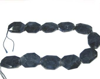 Sodalite Stone Beads (11pc)