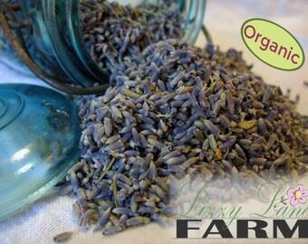 Dried ORGANIC Lavender - Bulk Dried Lavender - Wholesale Dried Lavender Flowers-Buds 10lb. 4.5kg. Weddings- Crafting- Parties