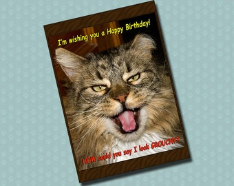 Birthday Assortment #2 - 4 cards for any age