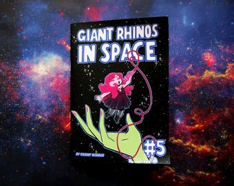Giant Rhinos In Space #5