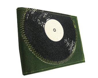 Datensatz) grün)-Geldbörse