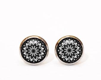 Tiny Bridal Studs Everyday Earrings Tiny Stud Earrings Tiny Studs Tiny Circle Studs Tiny Flower Studs Dainty Earrings Dainty Stud Earrings
