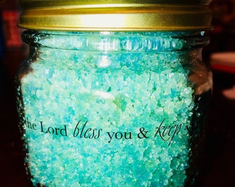 Royal Feet Salt & Sugar Scrub
