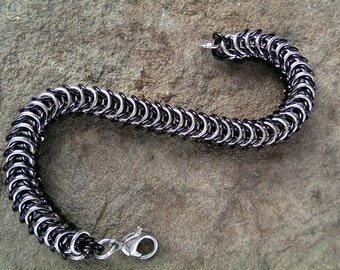 Box Weave Chainmaille Bracelet
