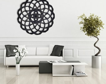 Large Wall Art - Optical Illusion Large Wall Art that Seems to Move in Impossible Ways When in Motion