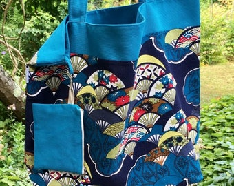 Print range with pouch and zipper bag
