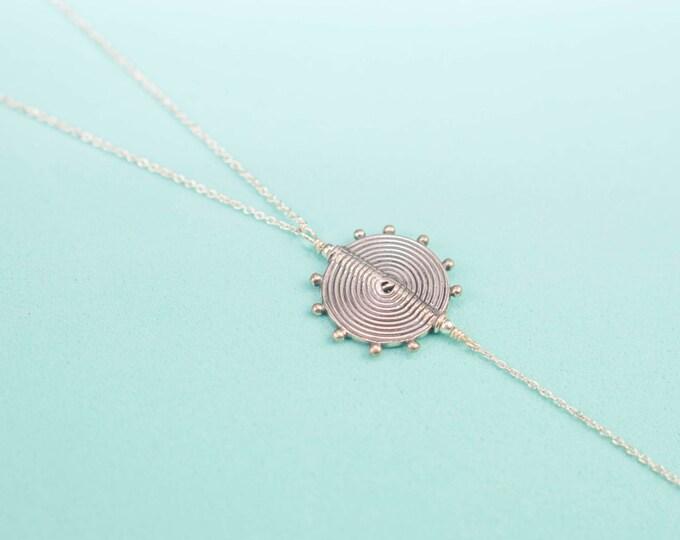 Sacred Circle Necklace