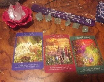SALE! 3 Card Readings!