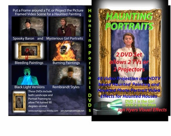 Haunting Paintings Double DVD Set
