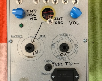 Drone Synth Noise Oscillator and Processor