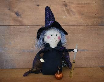 Primitive Stump Witch