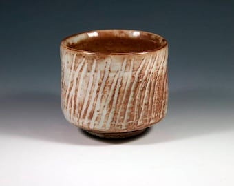 Pottery Cup   Yunomi