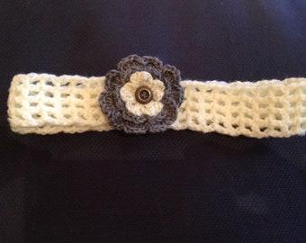 Child's crochet headband